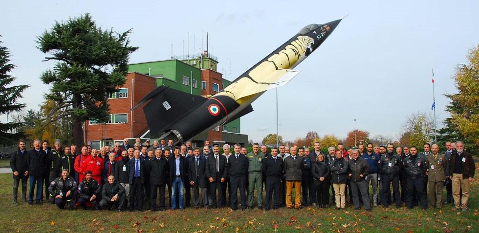 Calendario Aeronautica Militare 2020.Seminario Sulla Sicurezza Del Volo A Cameri Aero Club D Italia