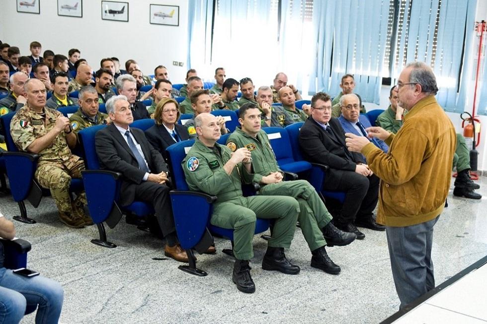 Ufficio Generale Per La Comunicazione Aeronautica Militare : Passaggio di consegne al comando aeronautica militare roma