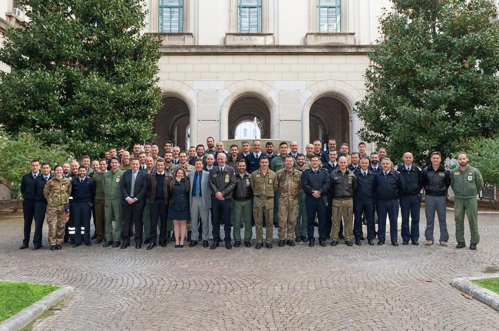 Calendario Aeronautica Militare 2020.Aeronautica Militare 53 Corso Sicurezza Volo Aero Club D