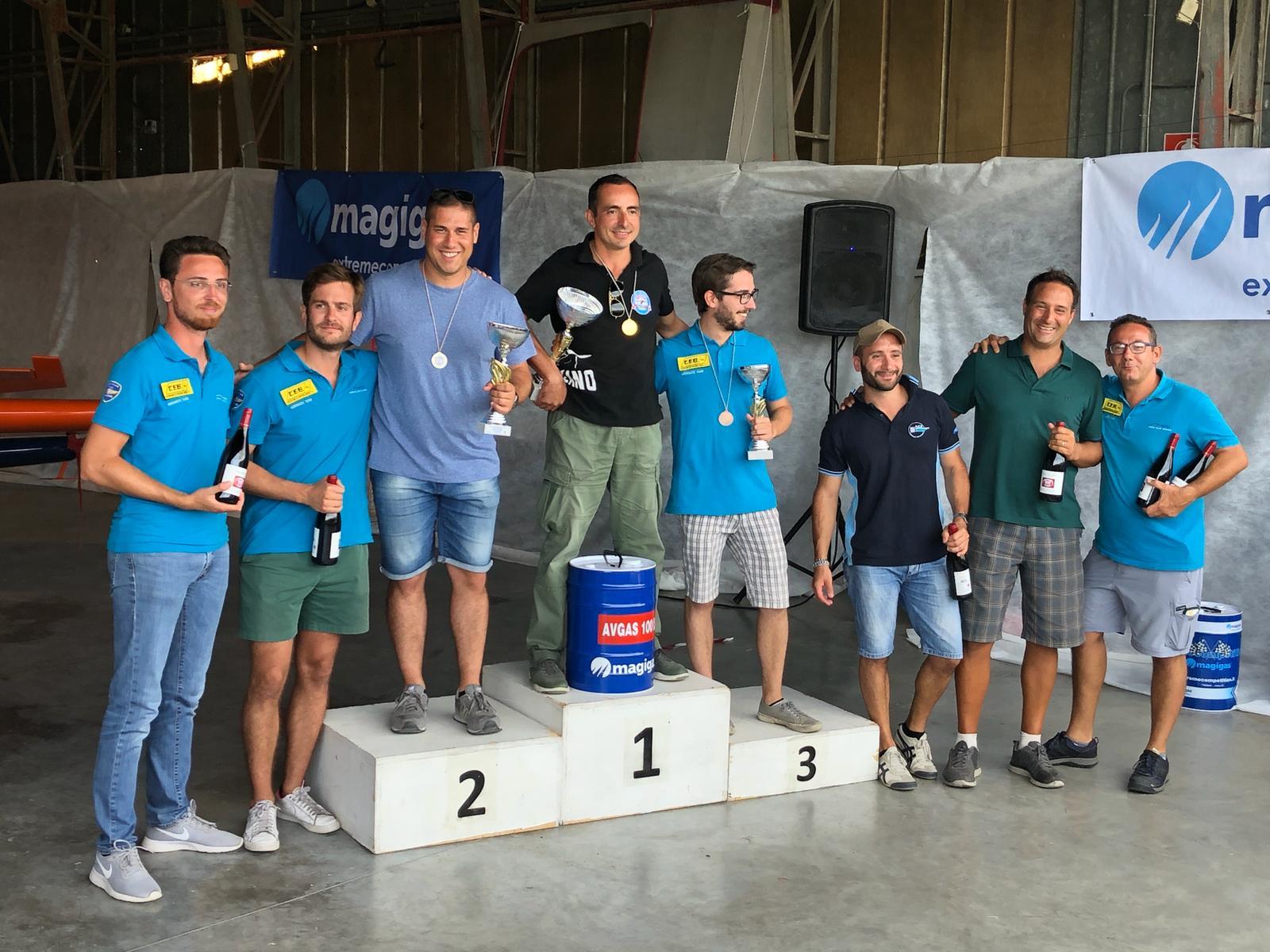 Campionato italiano Acrobazia Aerea a Motore